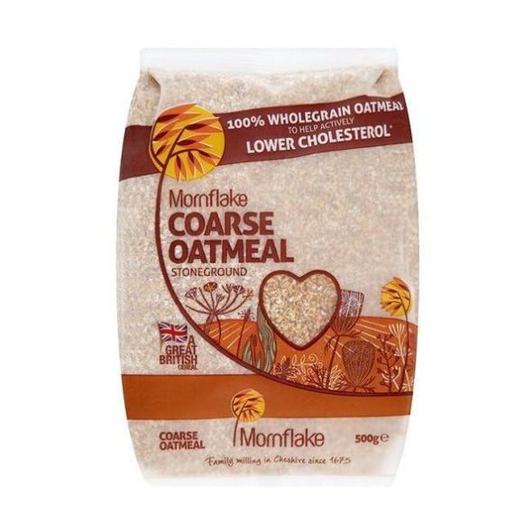Tree Of Life Oatmeal  Fine 500g