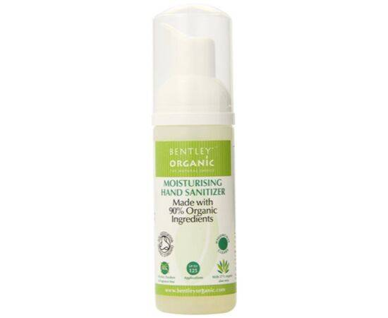 Bentley Antibacterial Hand Sanitizer - Organic [50ml] - ArryBarry