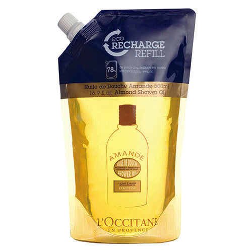 L'occitane® Shower Oil 500 ml Sachet 1 Pack