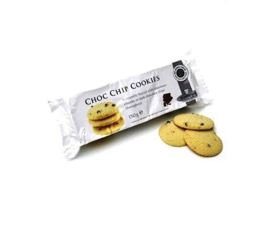 Simpkins Chocolate Chip Cookies 150g x 6