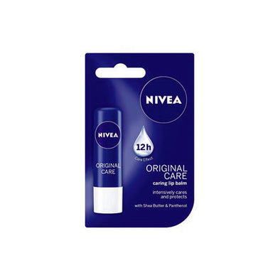 Nivea® Caring Lip Balm 4.8 g Roll-On