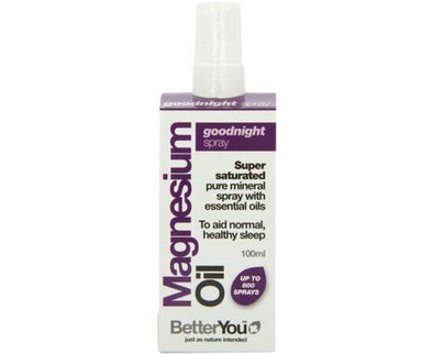 Better You Magnesium Oil Goodnight Sleep Spray [100ml]
