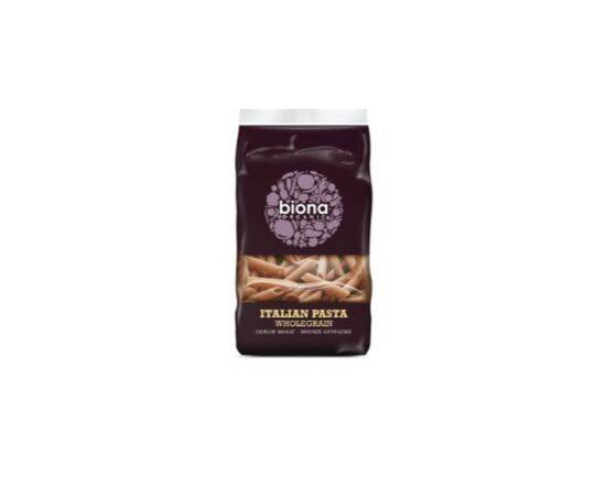 Biona Wholegrain Penne - Bronze Extruded [500g]