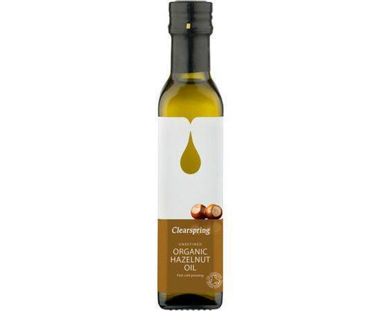 Clearspring Hazelnut Oil - Organic [250ml]