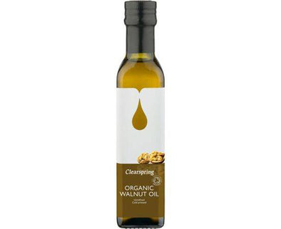 Clearspring Walnut Oil - Organic [250ml]