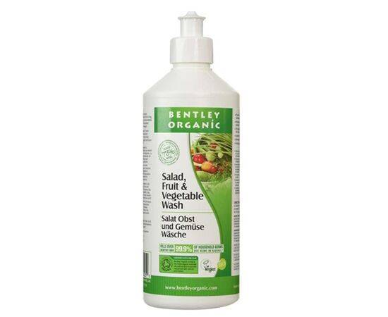 Bentley Salad Fruit & Veg Wash [500ml] - ArryBarry