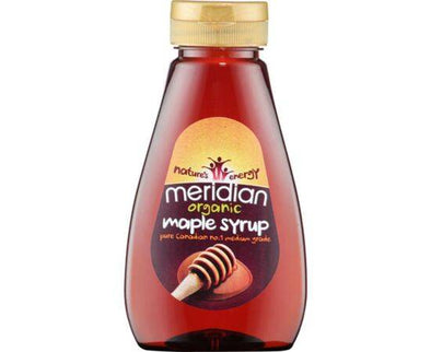 Meridian Organic Maple Syrup 330g