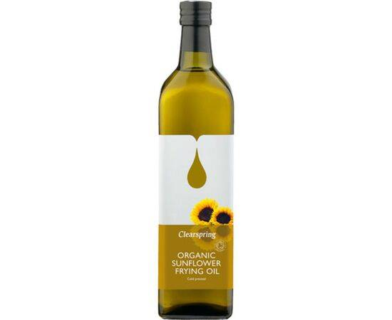 Clearspring Sunflower Frying Oil - Organic [1Ltr]