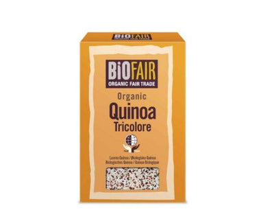 Biofair Tricolore Quinoa Grain - Fairtrade [500g]