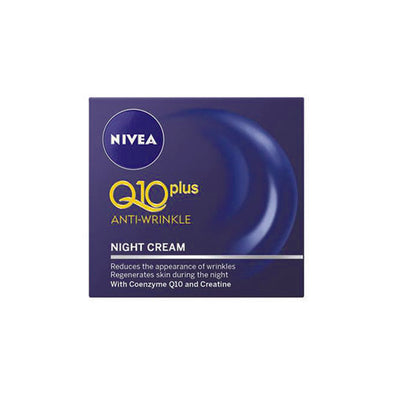 Nivea® Anti-Wrinkle Night Cream 50 ml Small Tin 1 Pack
