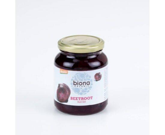 Biona Sliced Beetroot [350g]