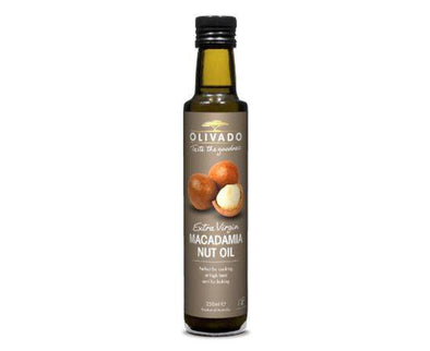Olivado Macadamia Nut Oil [250ml]
