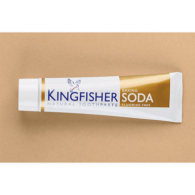 Kingfisher® Baking Soda Toothpaste 100 ml Tube