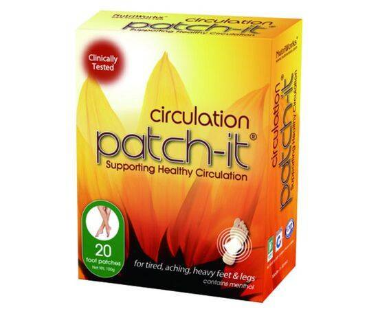 Patch-It Circulation Patch-It [20 Pack] - ArryBarry