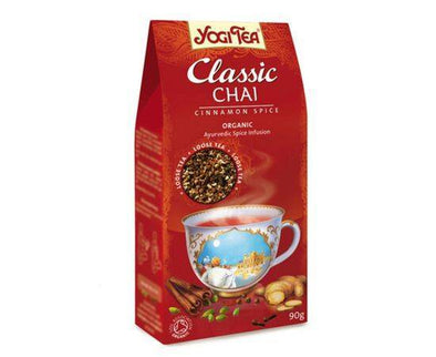 Yogi Tea Classic Chai Loose Tea 90g