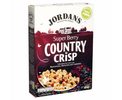 Jordans Country Crisp - Super Berry [500g]