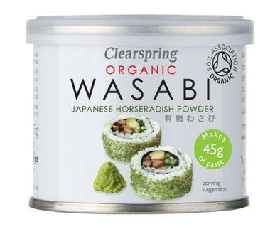 Clearspring Wasabi PowderOrganic  [25g]