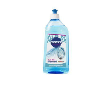 Ecozone Dishwasher Rinse Aid 500ml