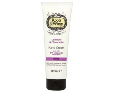 Roots/W Gentle Lavender & Chamomile Hand Cream [125ml]