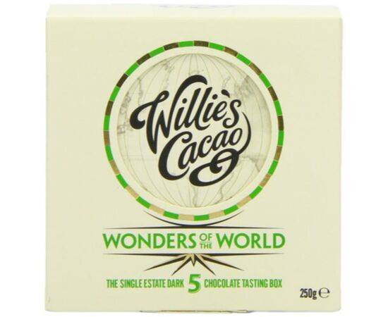 Willies 5 Wonders Of The World Tasting Box [(50g x 5)]