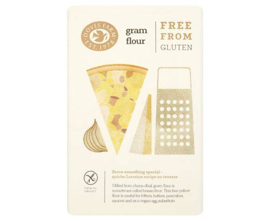 Doves Farm Freee Gram Flour [1kg]