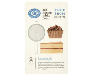 Doves Farm Freee Self Raising White Flour [1kg]