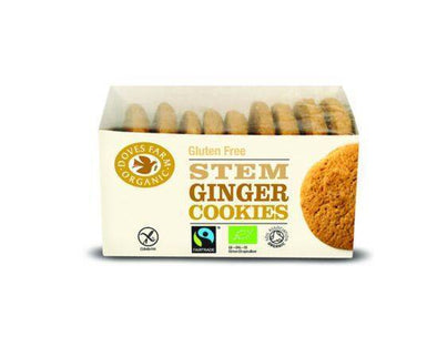 Doves Farm Freee Stem Ginger Cookies[150g]