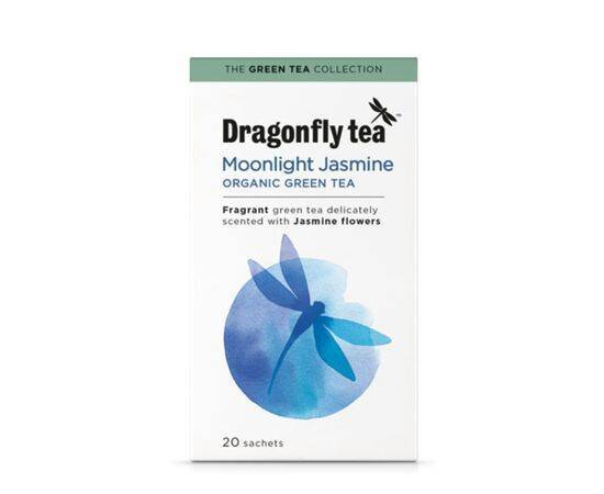 Dragonfly Moonlight Jasmine Tea [20 Bags]