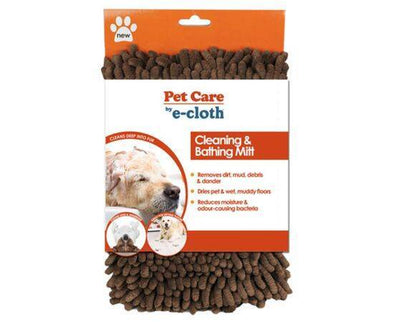 E-Cloth E Cloth Pet Cleaning Mitt [Single]