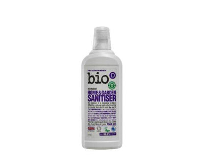 BioD Home & Garden Sanitiser (Formerly Disinfectant) 750ml