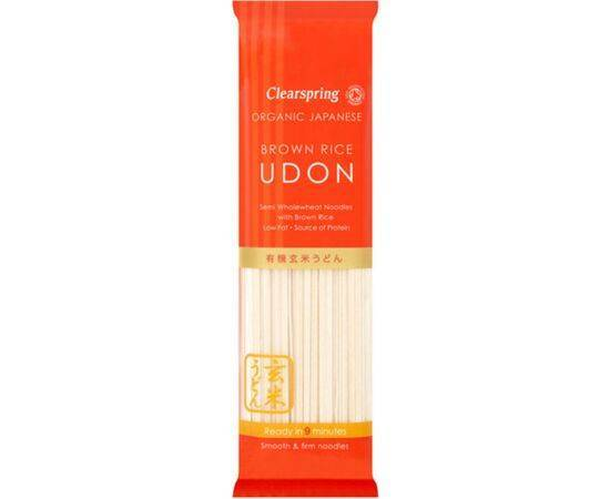 Clearspring Japanese Brown Rice Udon [200g]