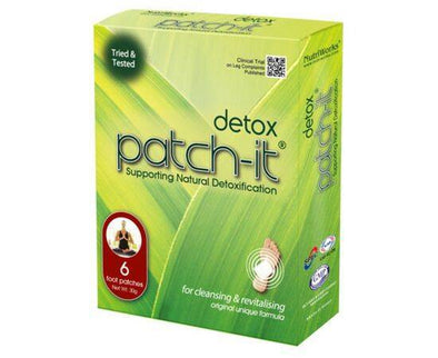 Patch-It Detox Patch-It [6 Pack]