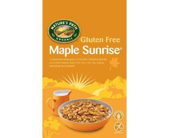 Natures/P Maple Sunrise - Organic [332g] - ArryBarry