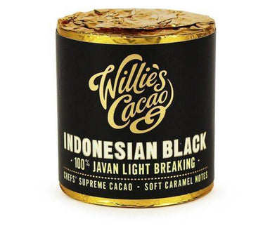 Willies Indonesian Black Java Light Break Choc [180g]