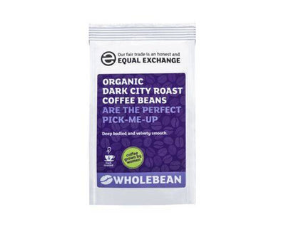 Equal/Ex Dark City Roast Coffee Beans [227g]