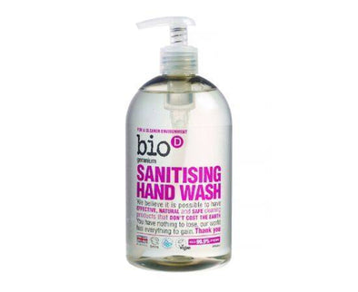 Bio-D Geranium SanitisingHand Wash [500ml]