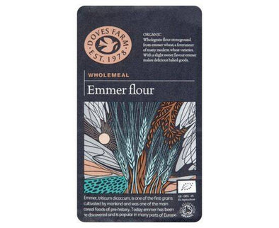Doves Farm Emmer Flour Wholemeal Stoneground [1kg]