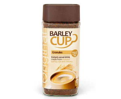 BARLEYCUP NATURAL CEREAL DRINK GRANULES 100G