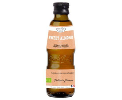 Emile Noel Organic Virgin Sweet Almond Oil 250ml