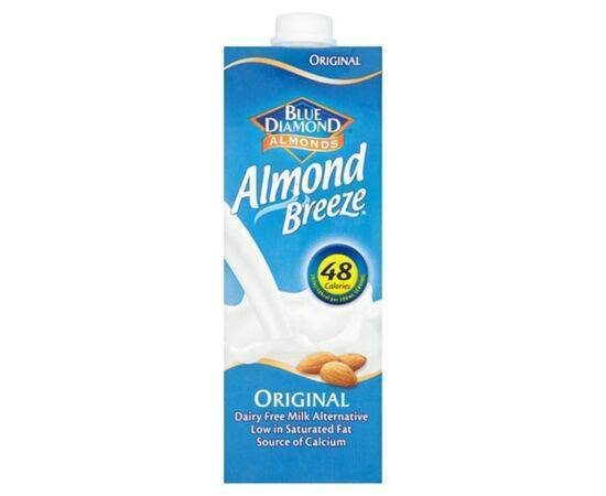 Almond Breeze Originalriginal Drink [1Ltr x 8] - ArryBarry