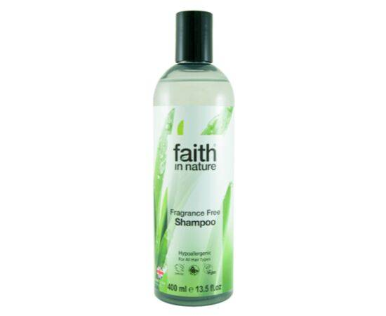 Faith Fragrance Free Shampoo [400ml]