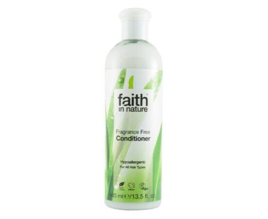 Faith Fragrance Free Conditioner [400ml]