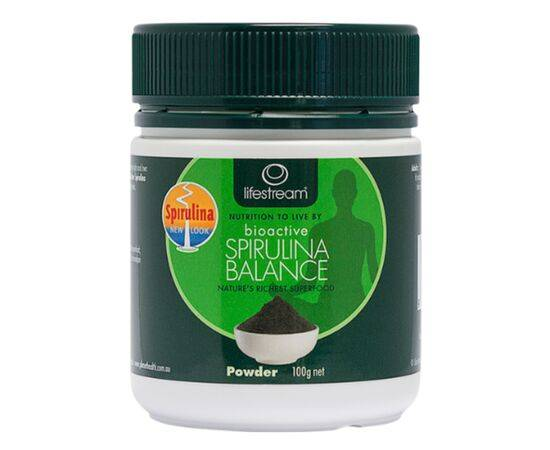 Lifestream Bioactive Spirulina Powder [100g]