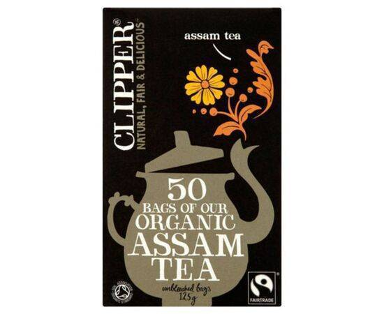 Clipper Speciality Assam [50 Bags]