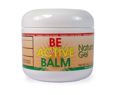 Modern Herbals Be Active Balm (Formerly Sore No More) 4oz/113.6g - ArryBarry