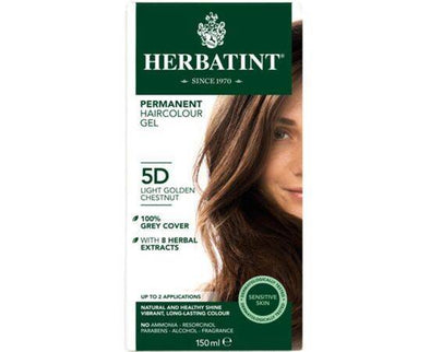 Herbatint 5D Light Golden Chestnut [150ml]