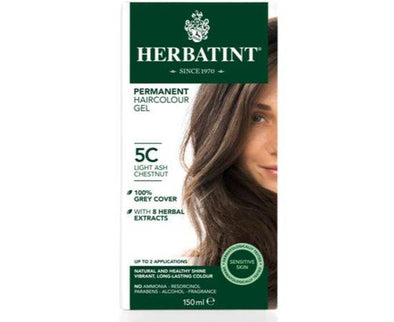 Herbatint 5C Light Ash Chestnut [150ml]
