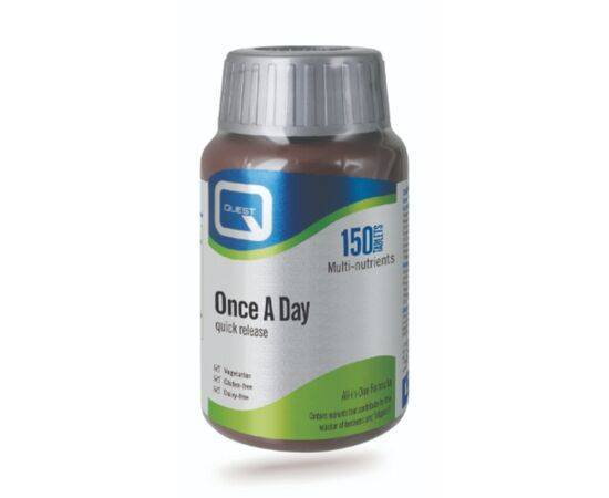 Quest Improved Tablets  One A Day 150s