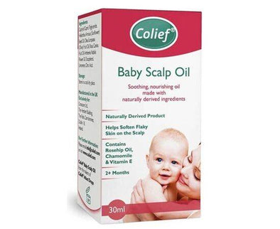 Colief Infant Scalp Oil [30ml]