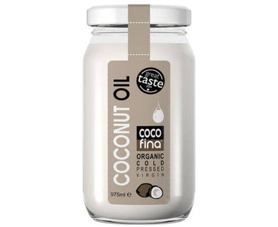 Cocofina Organic Coconut Oil [975ml]
